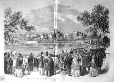 Illustrated London News Jun 10th 1854.
