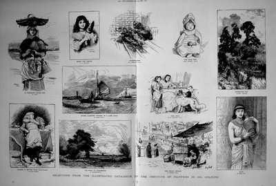 The Graphic Dec 15th 1883.