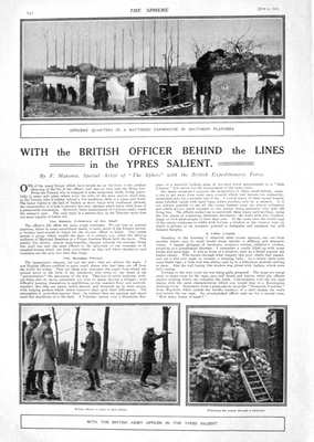 The Sphere Jun 5th 1915.