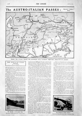 The Sphere Jun 5th 1915.