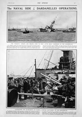 The Sphere Jun 26th 1915.