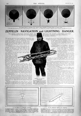 The Sphere Feb 20th 1915.
