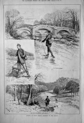 Sporting & Dramatic News Feb 23rd 1884
