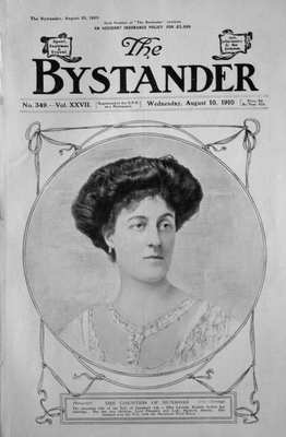 The Bystander Aug 10th 1910.