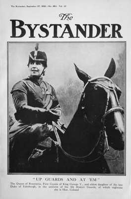 The Bystander Sept 27th 1916.