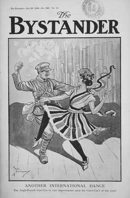 The Bystander Jul 26th 1916.