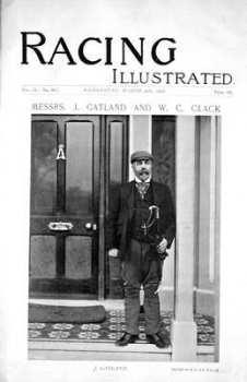 Racing Illustrated Mar 25th 1896.