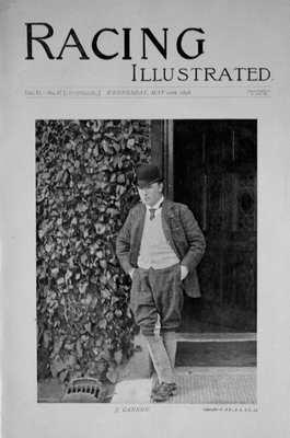 Racing Illustrated May 20th 1896.
