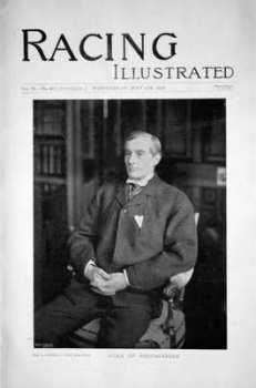 Racing Illustrated May 27th 1896.