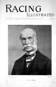 Racing Illustrated Nov 11th 1896.
