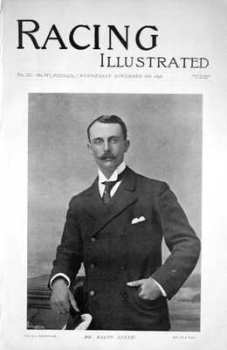 Racing Illustrated Nov 18th 1896.