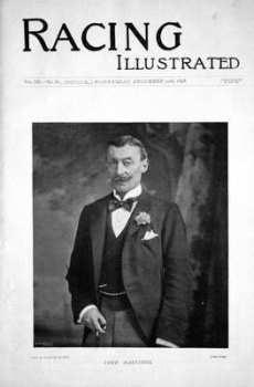 Racing Illustrated Dec 30th 1896.