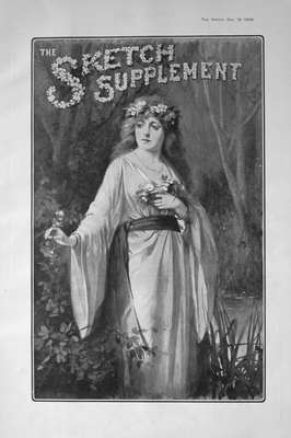 The Sketch Dec 19th 1906. (Supplement)