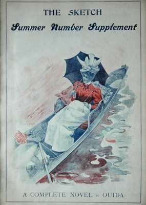 The Sketch Jul 28th 1897.  (Summer Number Supplement)