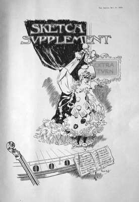 The Sketch May 31st 1905. (Supplement)