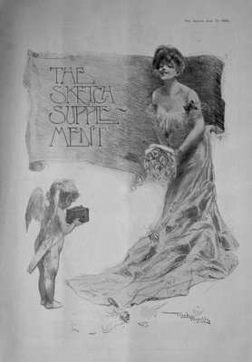 The Sketch Jun 21st 1905. (Supplement)