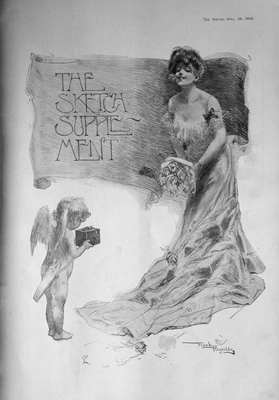 The Sketch Apr 26th 1905. (Supplement)