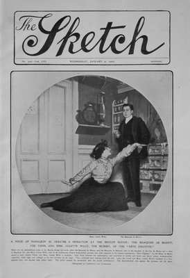 The Sketch Jan 9th 1907.