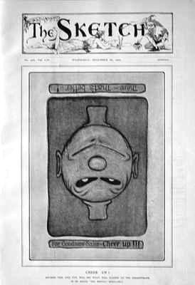 The Sketch Dec 26th 1906.