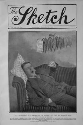 The Sketch Dec 5th 1906.