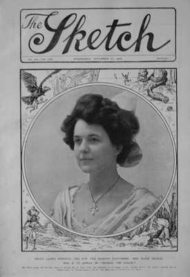 The Sketch Nov 21st 1906.