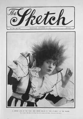 The Sketch Sept 29th 1915