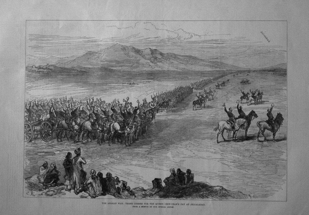 The Afghan War.