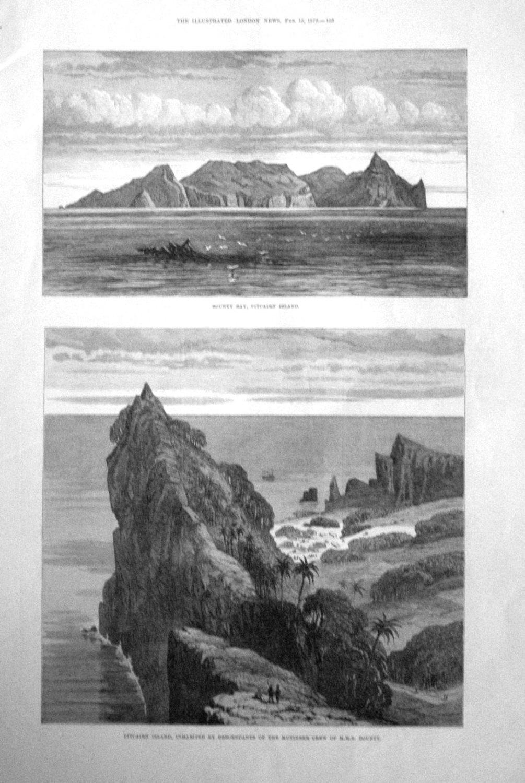 Pitcairn Island.