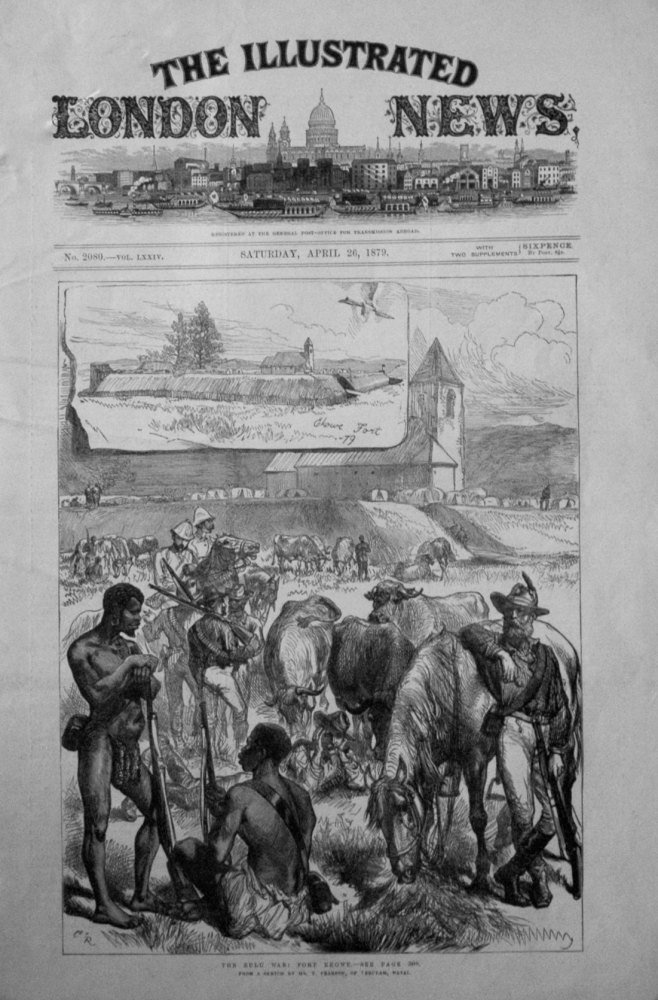 Illustrated London News April 26th 1879