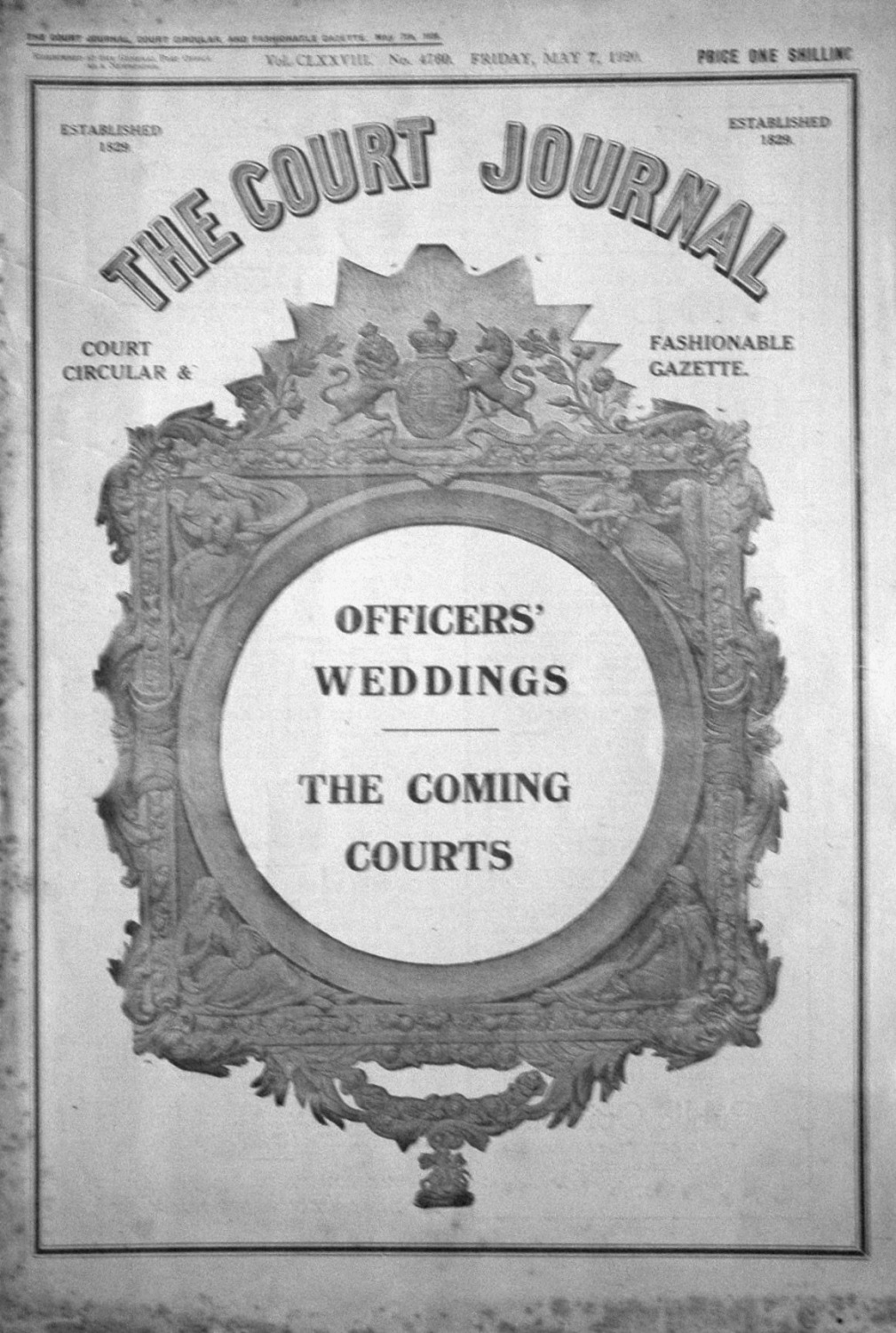 The Court Journal, May 7th 1920.