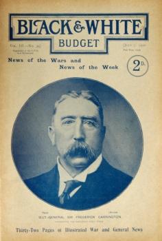 Black & White Budget. July 7th 1900.