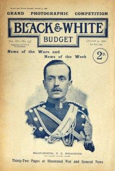 Black & White Budget, Aug 4th 1900.