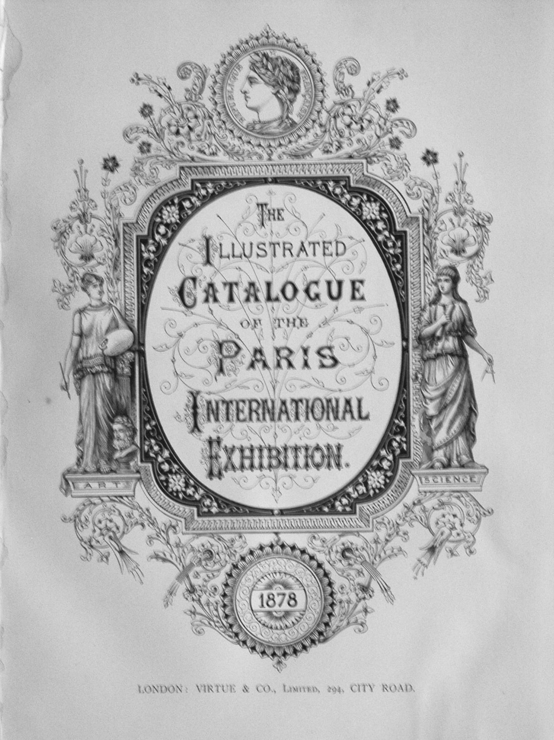 The Illustrated Catalogue of the Paris International Exhibition 1878.
