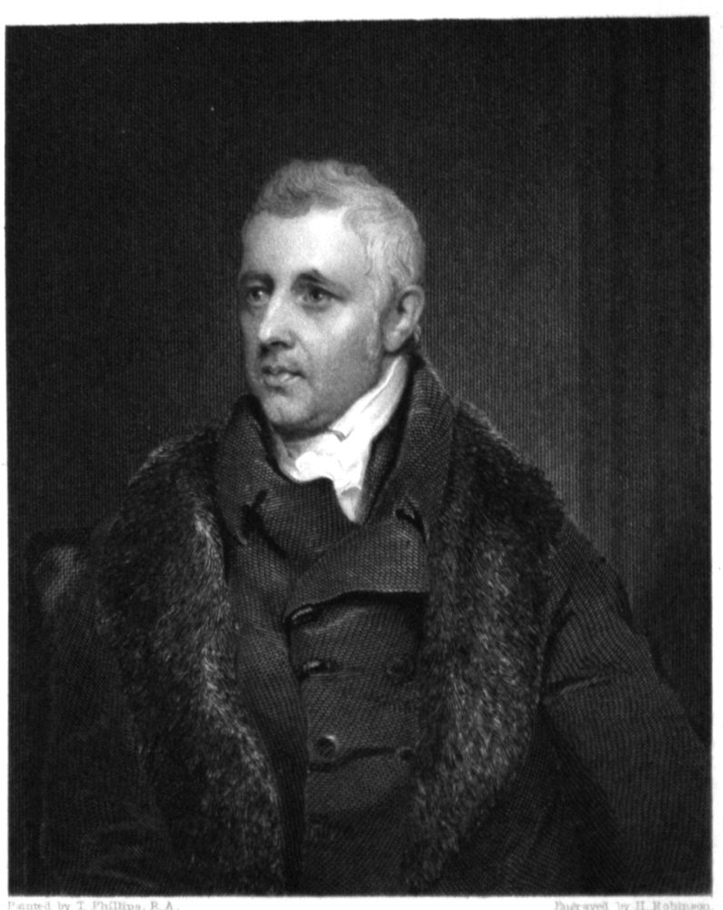 The Rt Hon. Dudley Ryder, D.C.L. Earl of Harrowby.