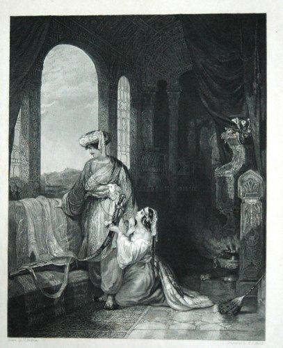 Selim and Tuleika.
