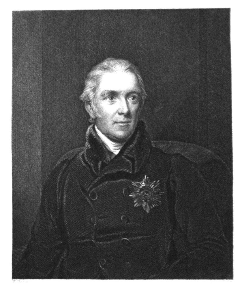 Sir Henry Halford, Bart G.C.H.