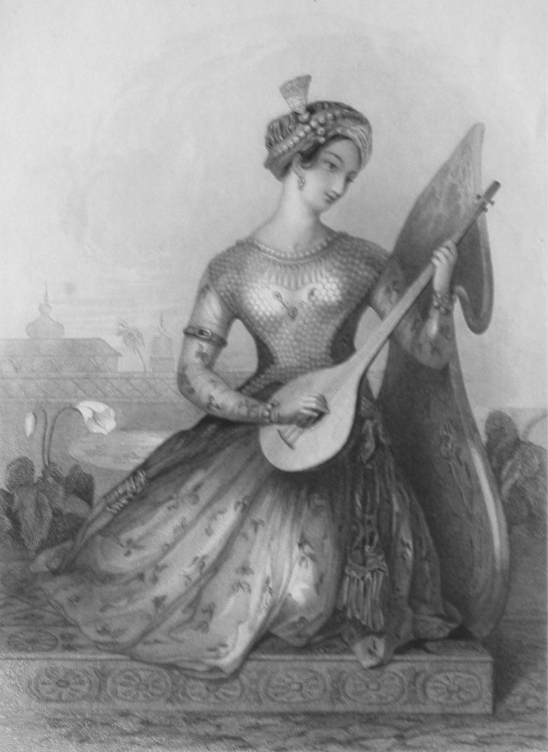 The Rajah's Daughter.