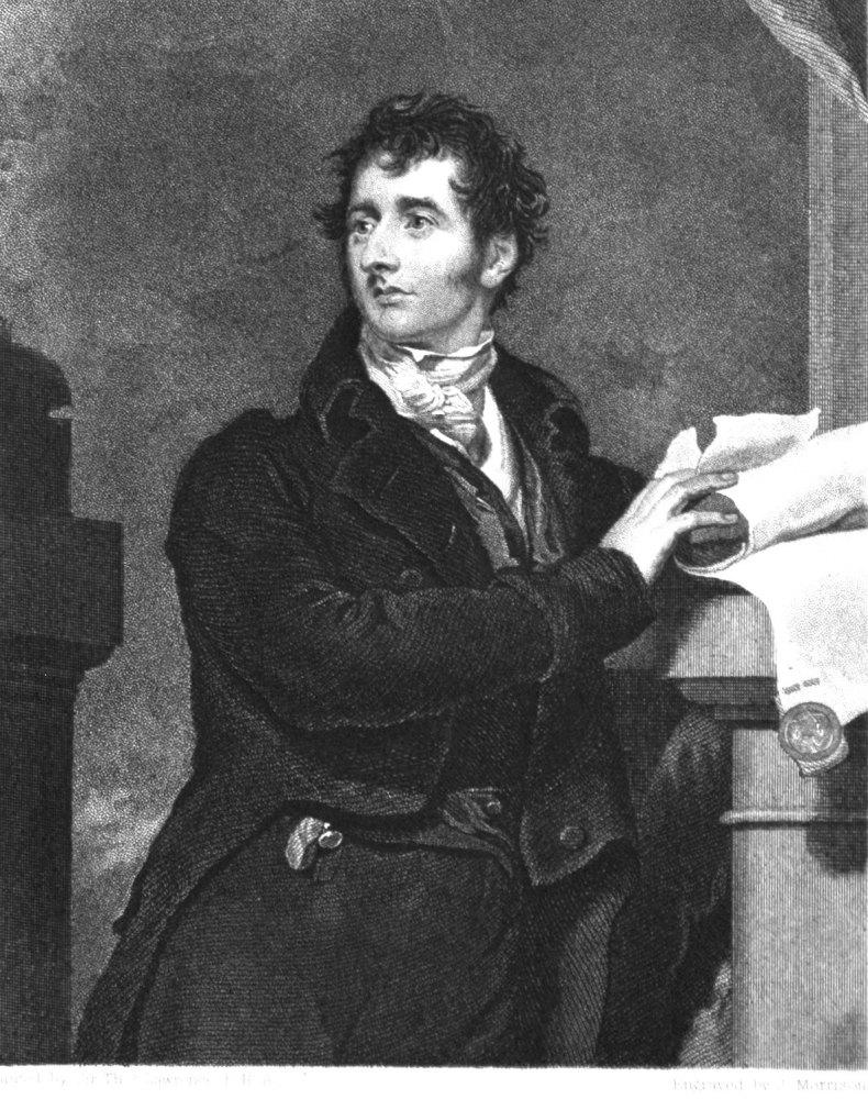 Sir Francis Burdett, Bart M.P.