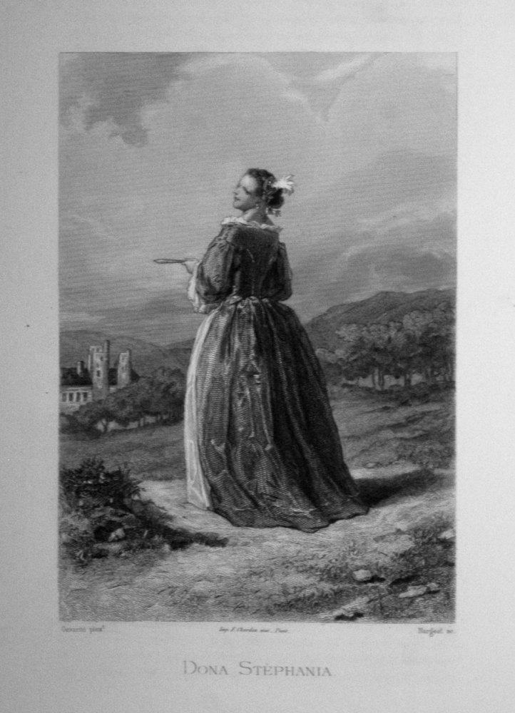 Dona Stephania  -  1863