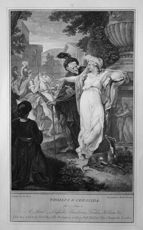 Troilus & Cressida.