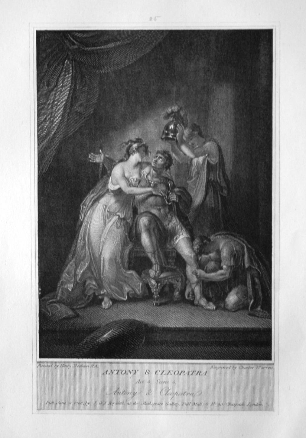 Antony & Cleopatra.