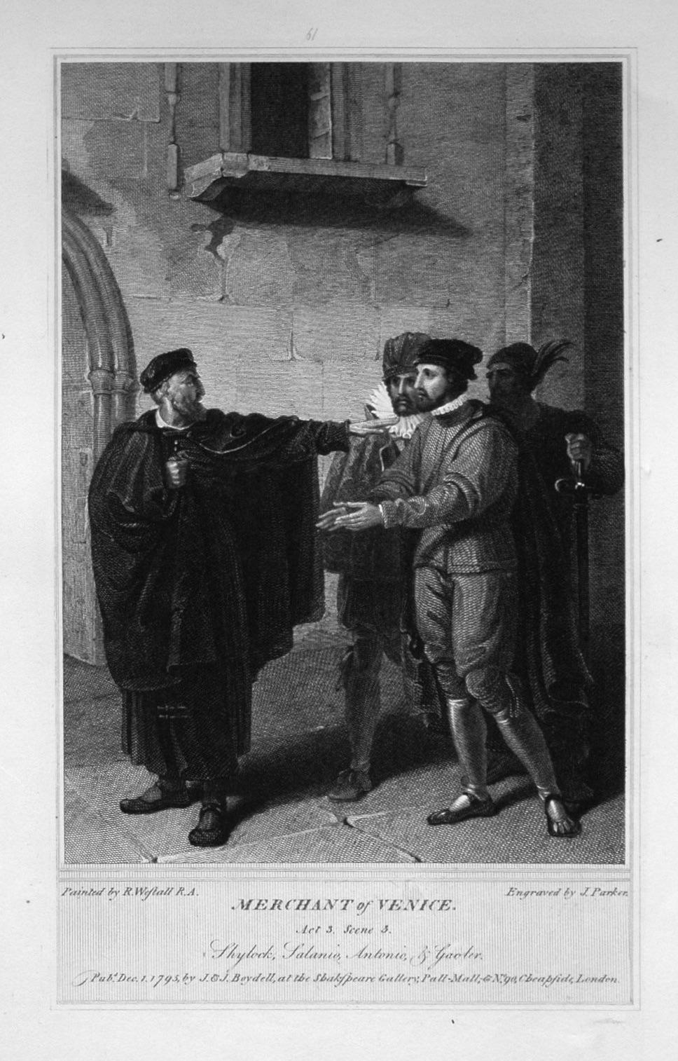 Merchant of Venice.