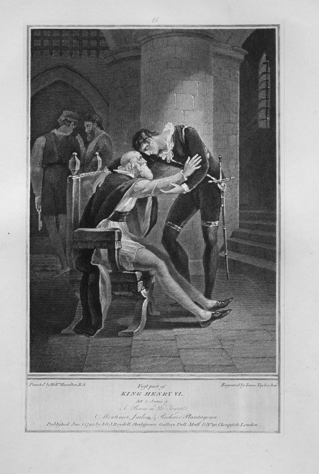 King Henry VI. Act 2. Scene 5.