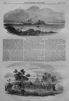 Wreck on the Coast of Brittany.