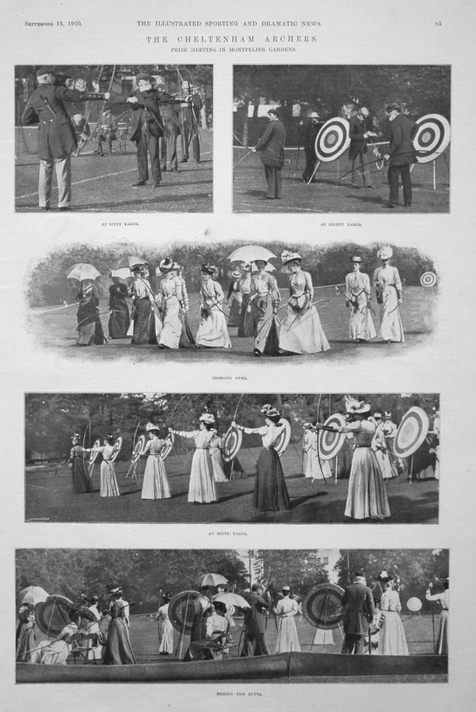 The Cheltenham Archers.