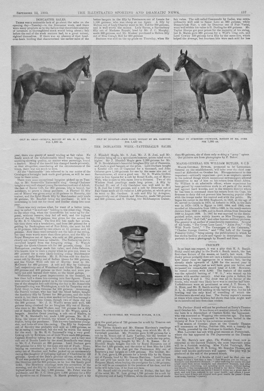Doncaster Sales 1900.