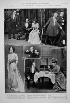 """""""Mr. Preedy and the Countess,"""" by R.C. Carton, at the Criterion Theatre."""