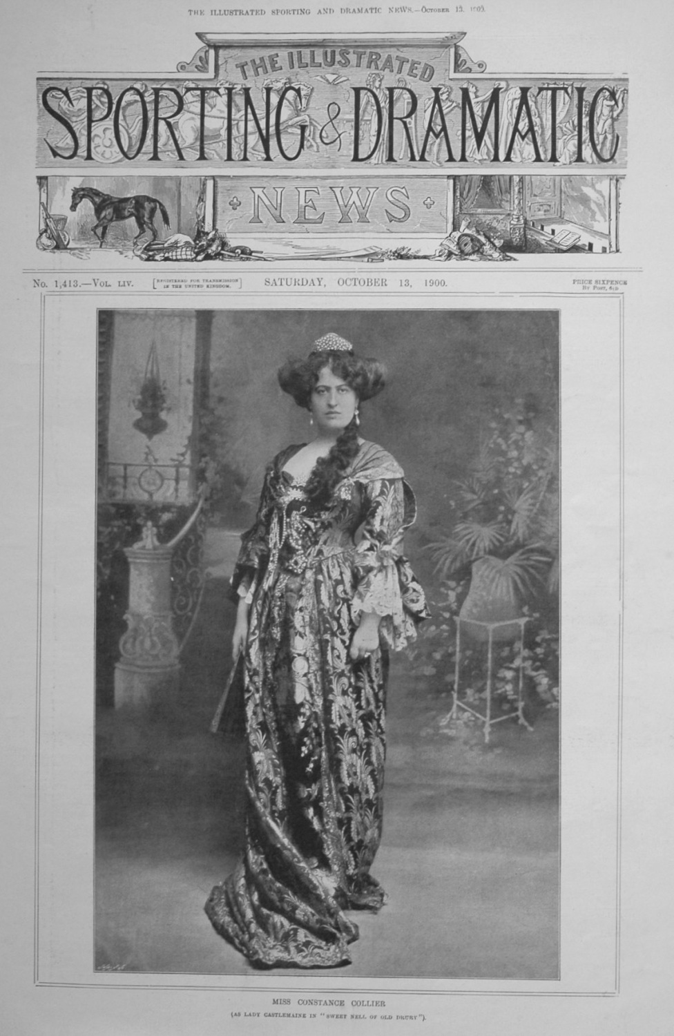 Miss Constance Collier.