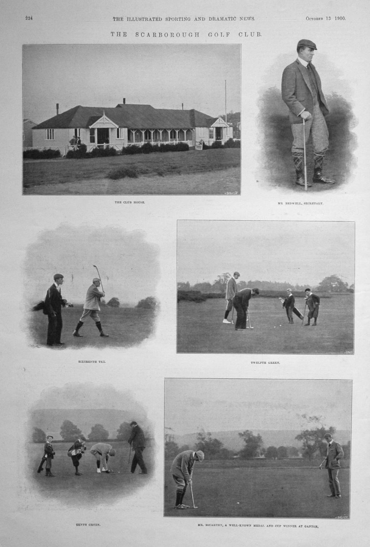 The Scarborough Golf Club. 1909.
