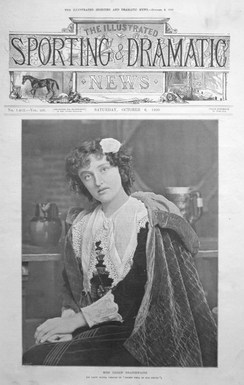 Miss Lilian Braithwaite.